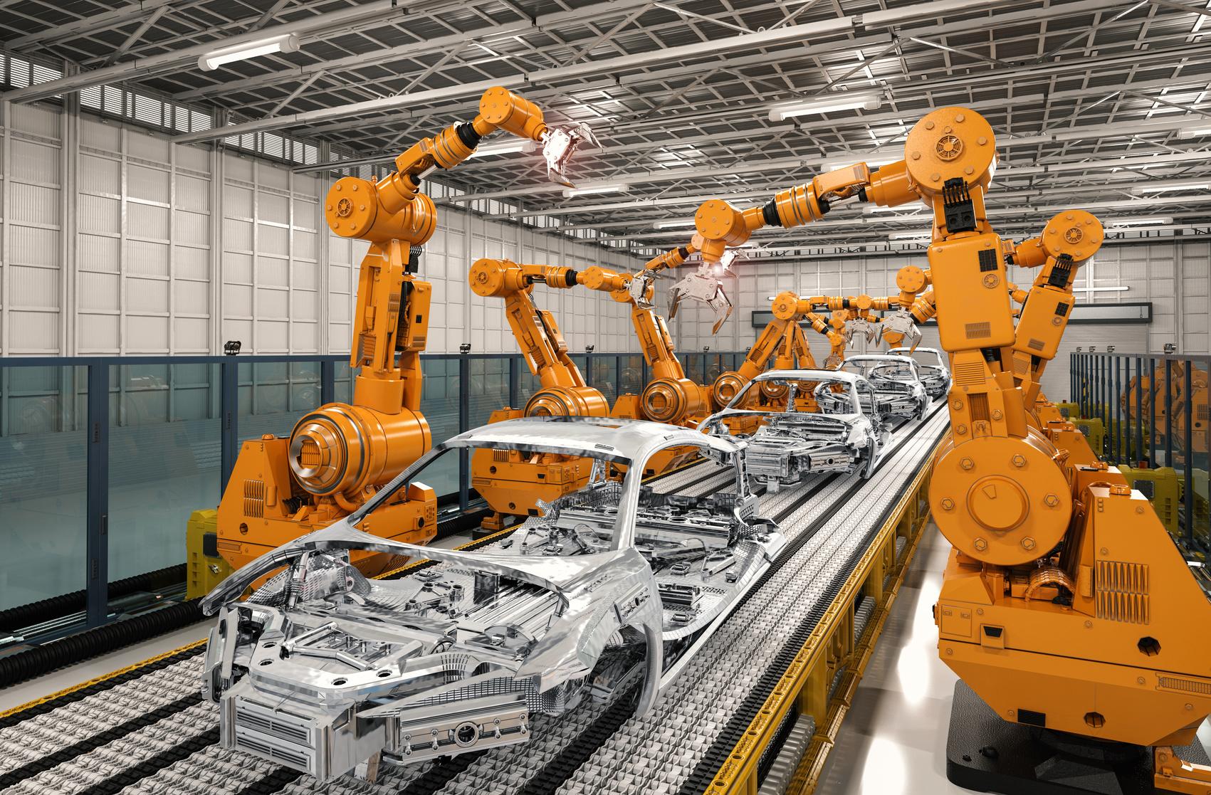Anketa Industry4UM: Prekážky a výzvy robotizácie podnikov