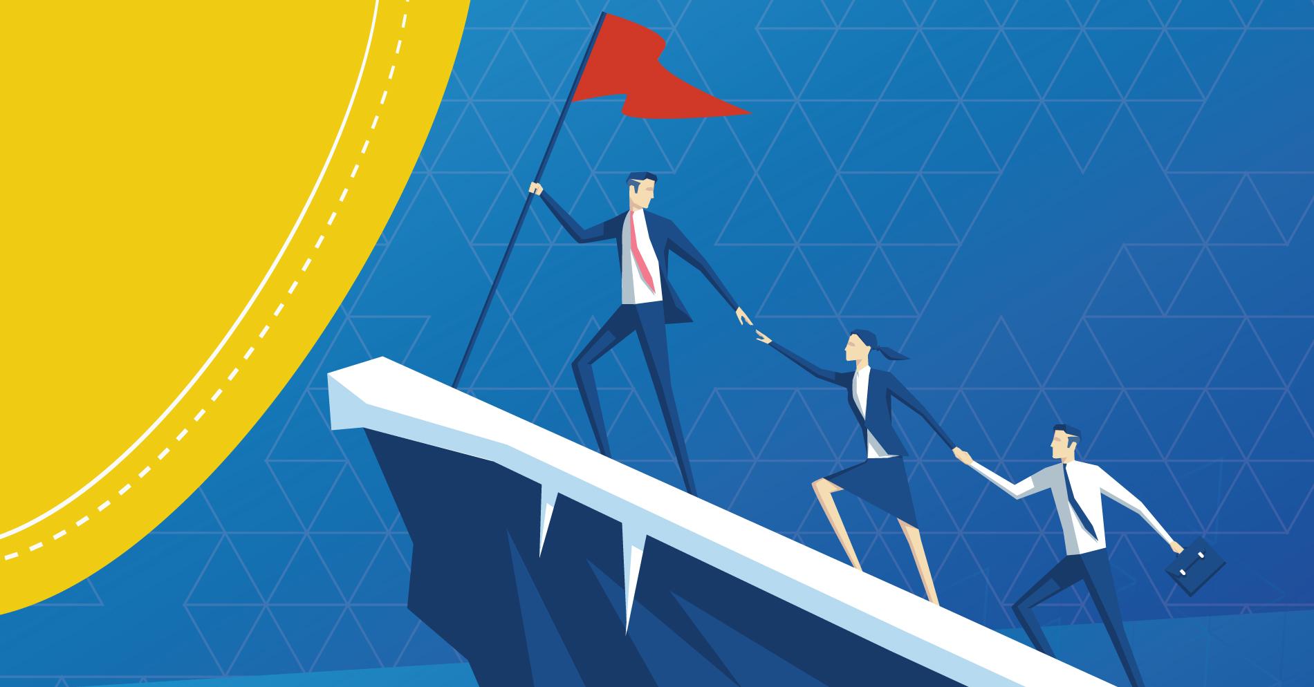 Infografika: 7 inšpiratívnych citátov svetových R&D lídrov o úlohe inovácií na ceste z koronakrízy