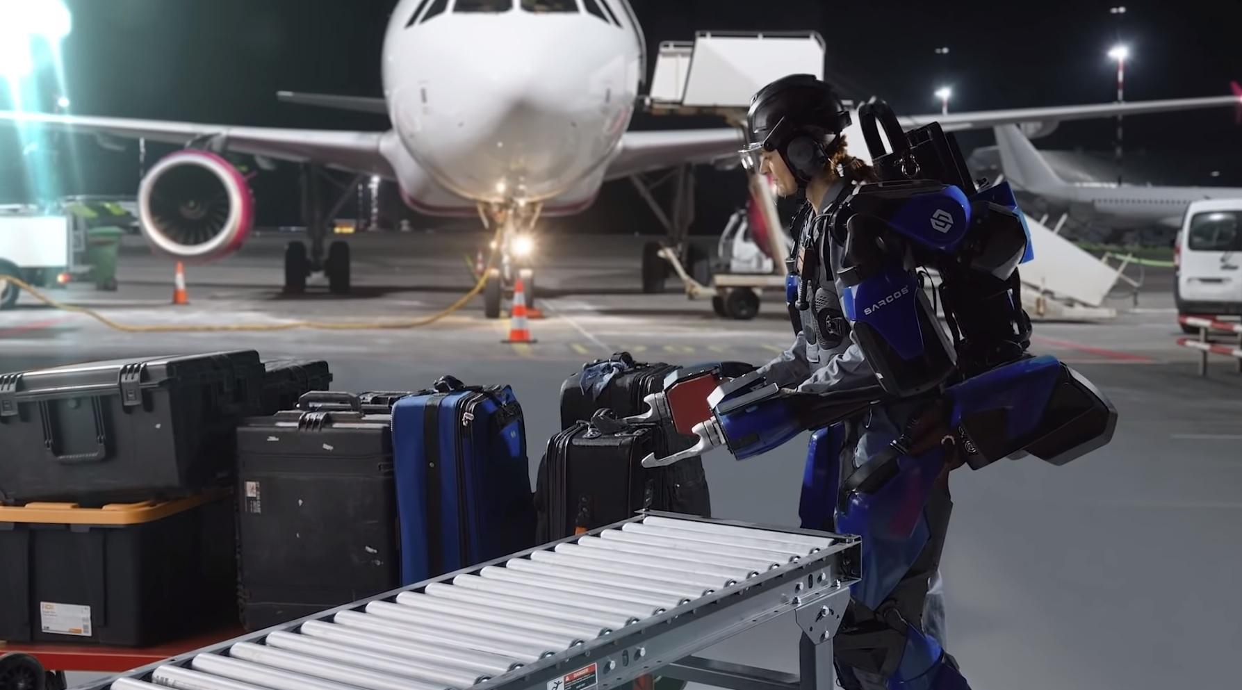 Priemyselný exoskeletový robot Guardian XO – revolúcia v dvíhaní ťažkých predmetov vo výrobách