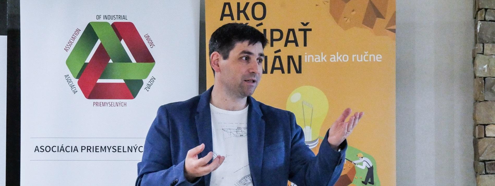 Vladimír Švač: Rozvíjame nový rozmer spolupráce R&D lídrov s ambíciou prispieť k inovačnej budúcnosti Slovenska