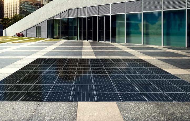 Solárna inovácia. Zelená energia z príjazdovej cesty, terasy, či balkóna