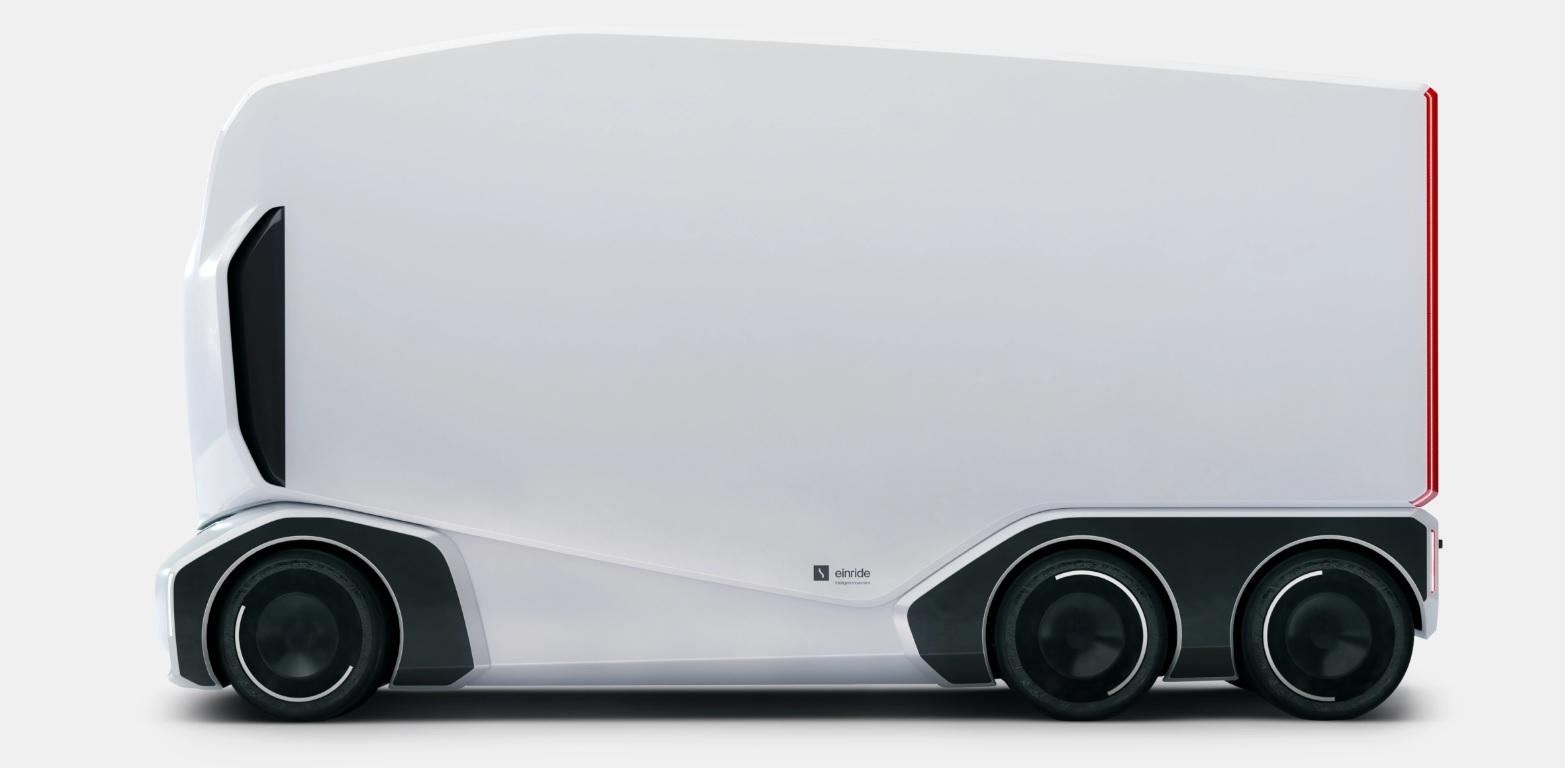 Autonómne nákladné vozidlá Einride znížia náklady na prepravu o 60 percent