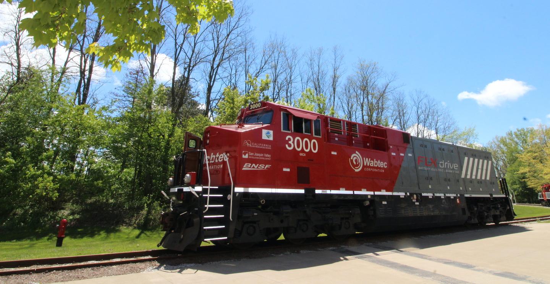 Inteligentná generácia lokomotív s nulovými emisiami